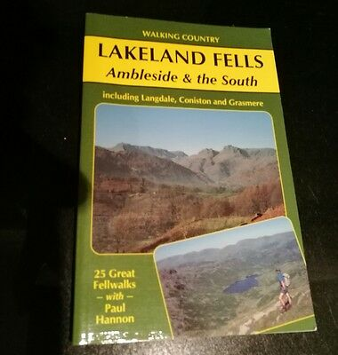 Lakeland Fells: Ambleside and the South by Paul Hannon