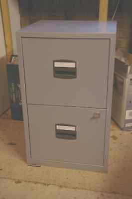 2 draw Filing Cabinet witthsuspension files