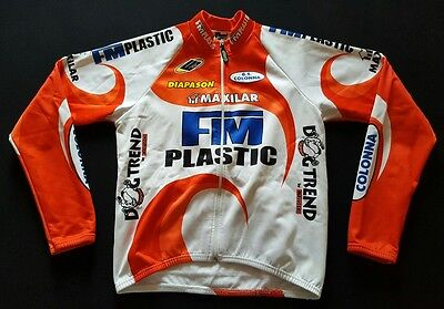 Team Jacke Windstopper Bike Rad Mtb Gr.4