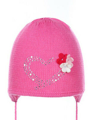 Baby Girls kids hats caps size 12-18 months SPRING/ knitted M630 BRAND NEW!!