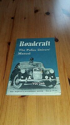 1960 Roadcraft The Police Drivers Manual Hmso Reprinted 1964 Edition Paperback