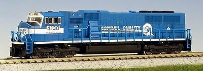 Kato N-Scale Conrail 176-5501 Cab #4100 Sd80 Mac Locomotive  - Dcc Ready New..