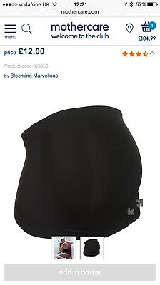 Blooming Marvellous Maternity Support Band Size L