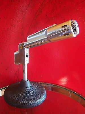Vintage 1950's Electro Voice 664 dynamic cardioid microphone old used High Z