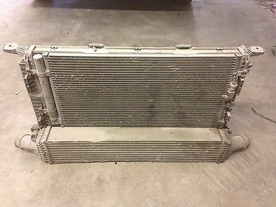 Audi A4 B8 A5 3.0 TDI Diesel Radiator Pack complete With Fans 2008-2014