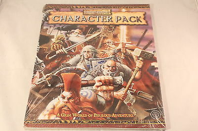 Warhammer Fantasy Roleplay Character Pack