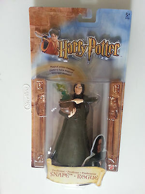 Harry Potter - Magical Action Figure –  Professor Snape / Rogue