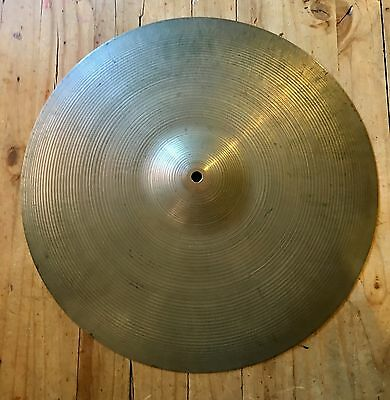 ufip cymbal 18inch. Ritmo Made In Italy