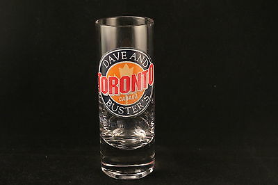 Dave and Busters Toronto Shot Glass