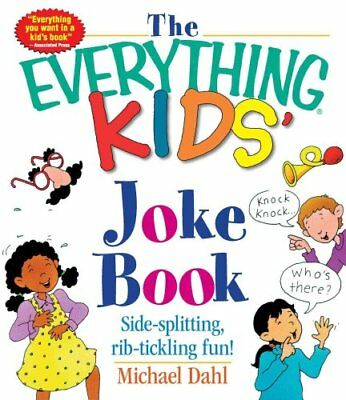 Everything Kids' Joke Book by Michael S. Dahl 9781580626866 (Paperback, 2004)