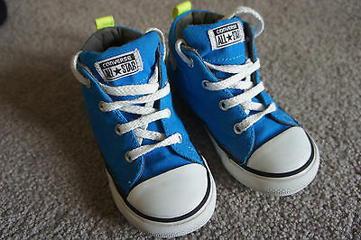 Converse All Stars Trainers Kids Childrens Size US9C UK9C