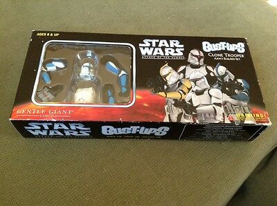 Star Wars Attack Of The Clones Trooper Army Builder Bust-Ups Set Gentle Giant