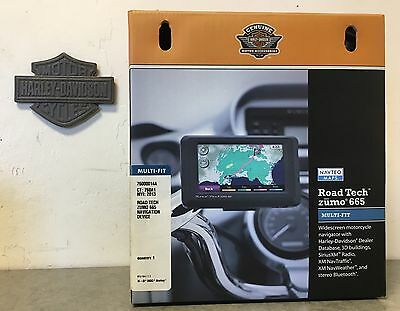 Harley Road Tech Zumo 665 GPS Navigation NEW!!!