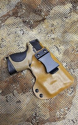Gunner's Custom Holster fits M&P Compact 9/40 Streamlight TLR-6  IWB FOMI TLR6