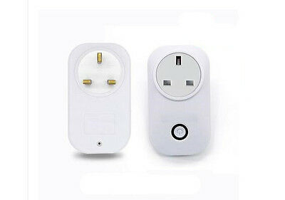New Sonoff S20 WiFi Smart Remote Control Power Socket UK Plug Home Automation