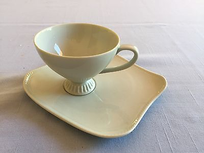 Retro Cup Saucer/Plate  1950's