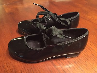 Tap Shoes, Size 10, Girls, ABT, Retail $26.99
