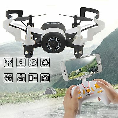 FPV 0.3MP Caméra HD 2.4Ghz 6Axis UAV RTF Quadcopter CAMERA Drone UFO Gyro RC UAV