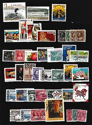 Canada Stamps No 1