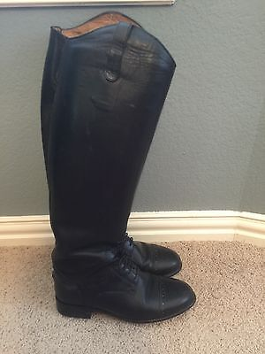Ariat Women's Crowne Pro Field English Boots Size 8