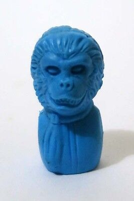 Planet of the Apes Vintage Horror Keshi Gomu Monster Toy Bandai Japan 1980s RARE