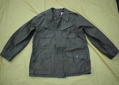 Vintage Danish Army Issue Combat Jacket