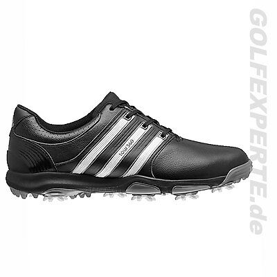 Adidas Golf Hombre Zapatos De Golf Tour360 X Black / White - Negro / Blanco