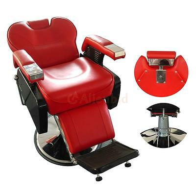 All Purpose Hydraulic Recline Barber Chair Spa Salon Beauty Equipment Styling
