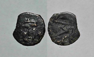 8497 Chach AE coin, ruler Nirtanak.