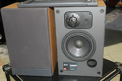 JBL 62T bookshelf speakers in exceptional used cond