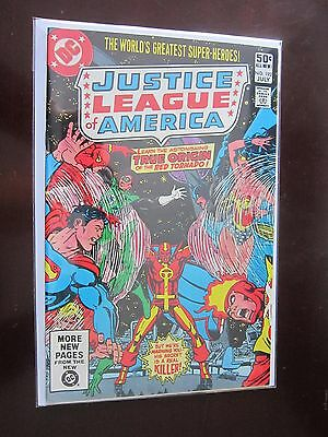Justice League of America (1960 1st Series) #192 - 8.5 VF+ - 1981