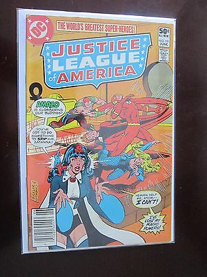 Justice League of America (1960 1st Series) #191 - 8.0 VF - 1981