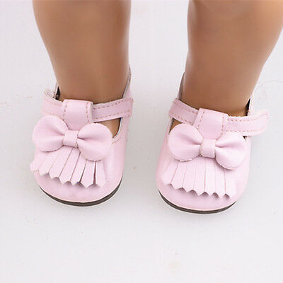 2017new  Handmade fashion shoes for 18inch American girl doll party b649