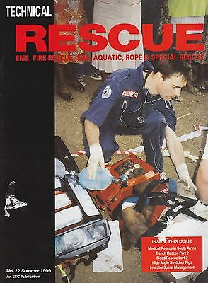 TECHNICAL RESCUE Journal  - Summer 1999