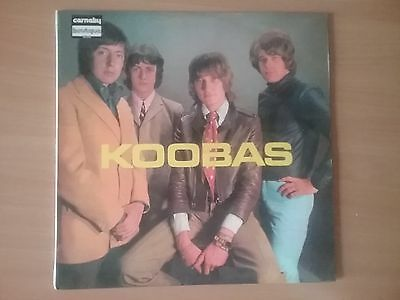 KOOBAS  S/T UK PSYCH carnaby boutique REISSUE