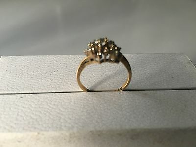 18ct Gold Engagement, Wedding and Eternity Ring