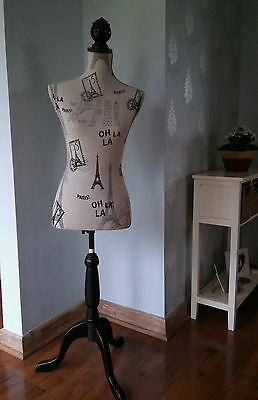Mannequin Shabby Chic French Vintage Display Taylors Dummy