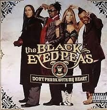 Black Eyed Peas don't phunk with my heart vinyl 12""
