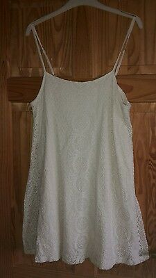 ladies pull and bear size 16 dress /top