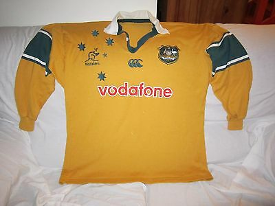 Wallabies Long Sleeve Jersey Size Xl
