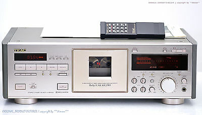 TEAC V-8000 S High-End 3-Head Cassette Tape Deck + FB/BDA! Gewartet+1J.Garantie!