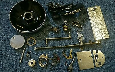 Vintage Singer 99K Sewing Machine Replacement Parts/attachments/accessories Ab