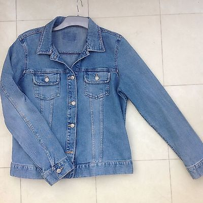 Denim Jacket size 14 by Old Navy Jeans Co Womens