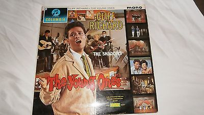 Cliff Richard The Young Ones Vinyl Lp Record