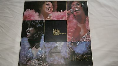 The Supremes Greatest Hits Vinyl LP
