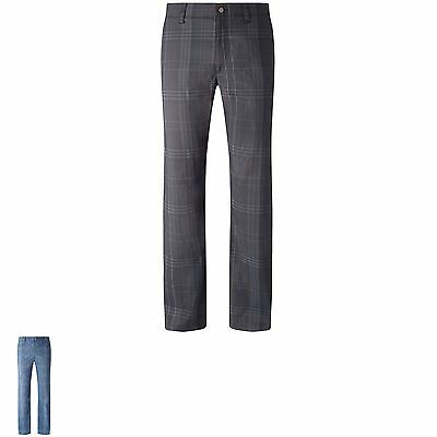 Callaway Plaid Tech Golf Trouser