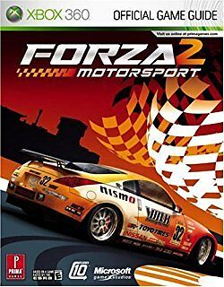 Forza Motorsports 2 Official Game Guide