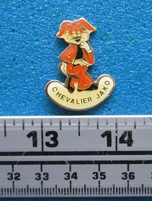Chevalier Jako Chevaliers De Colomb Knights Of Columbus  Pin # 3250