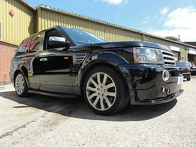 RT style BODY KIT front rear lips for Range Rover Sport HSE 2005-2010
