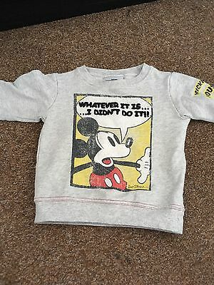 mickey mouse jumper boys
